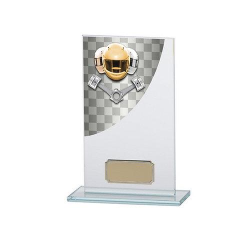 Colour Curve Motorsport Jade Glass - 160mm
