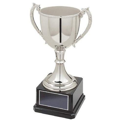 Classic Nickel Plated Cup  - 280mm
