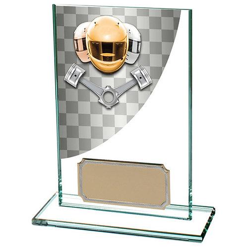 Colour Curve Motorsport Jade Glass - 125mm