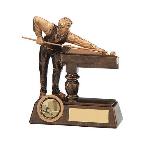 Big Break Pool Snooker Award - 130mm