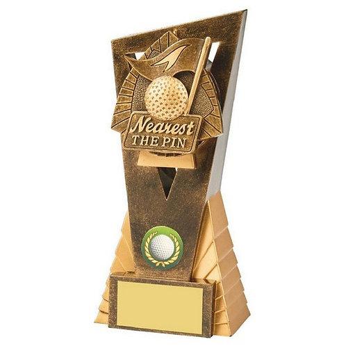 Antique Gold Nearest the Pin Edge Award - 180mm