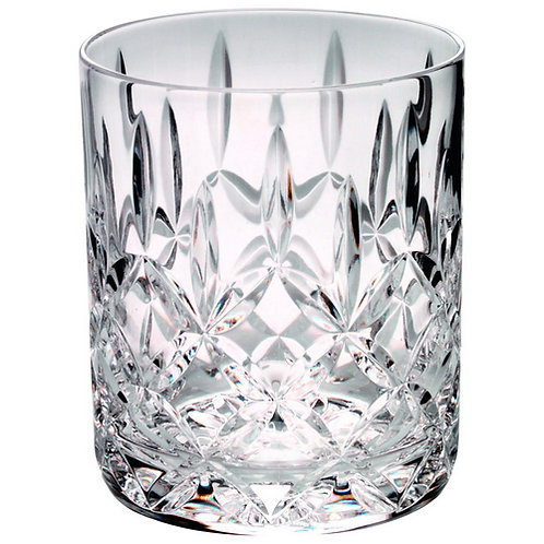 405ml Whiskey Glass Fully Cut - 102 mm