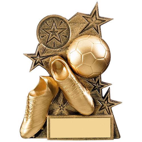 Astra Football Award - 110mm