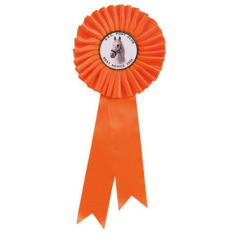 Champion Rosette Orange - 300mm