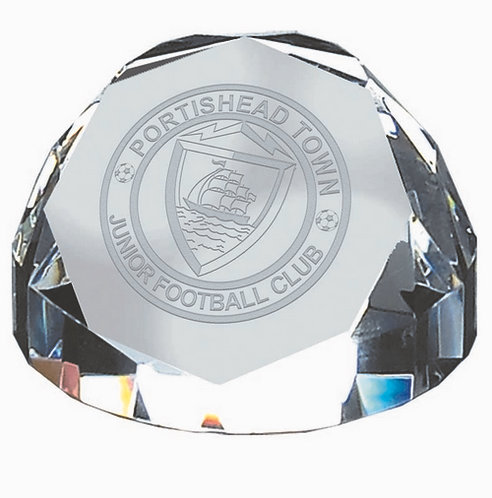 Diamond Star Paper Weight | Free Engraving