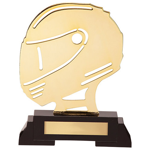 Arcadia Helmet Metal Award - 190mm