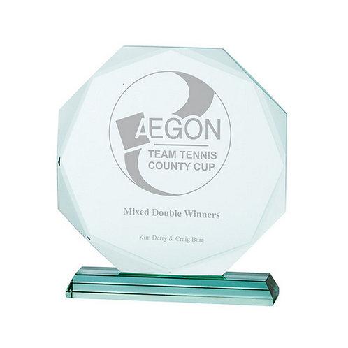 Aspire Jade Crystal Award - 150mm