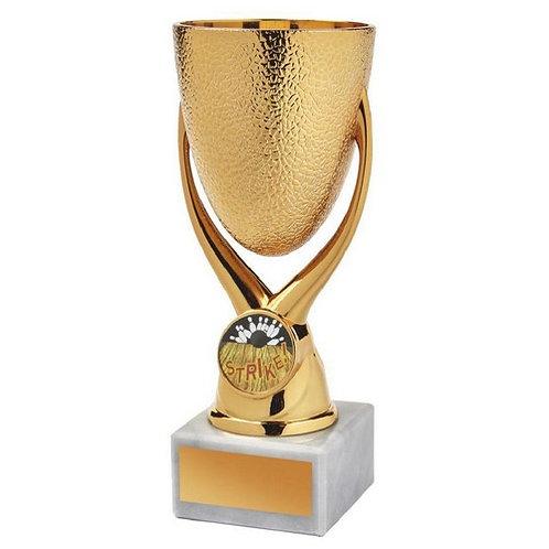 Bronze 'Egg Cup' Bowl Award - 160mm