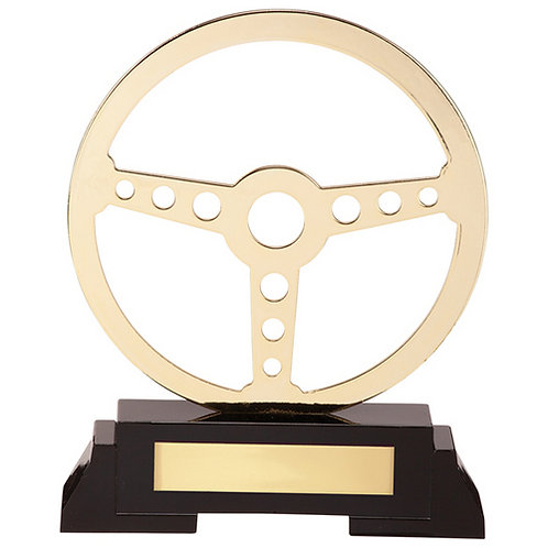 Arcadia Steering Wheel Metal Award - 190mm
