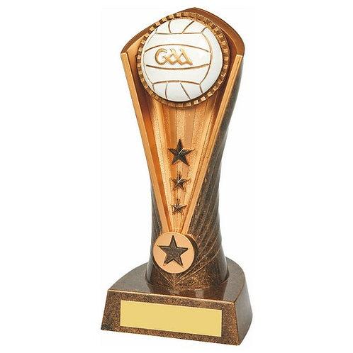 Antique Gold Hurling/Camogie Cobra Award - 190mm
