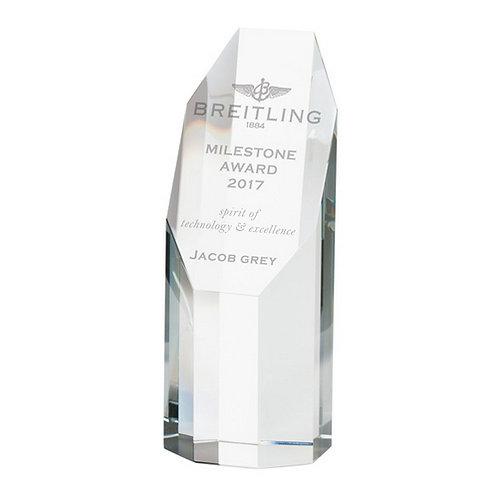 Apollo Crystal Award - 160mm