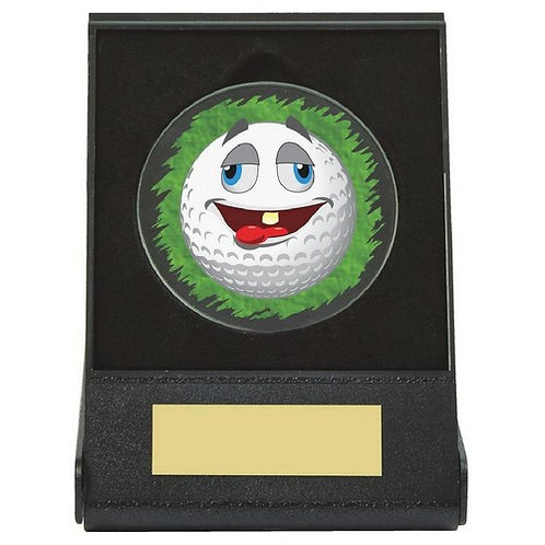 Black Case Golf Collectable - Chilled - 60mm