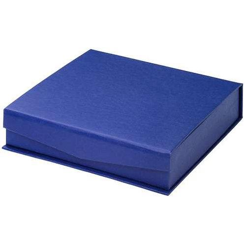 "Blue Presentation Box For Salvers - Fits 8"" Salver - 215 x 215 x 35 mm"