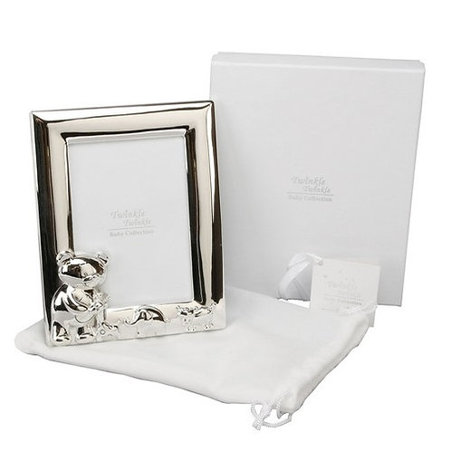 """Teddy & Friends Photoframe 