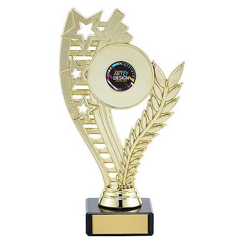 Athena Multi-Sport Trophy Gold - 185mm