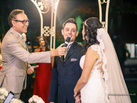 Cerimônia Rúbia e Marcelo