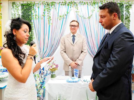 Cerimônia Gabriela e Fábio