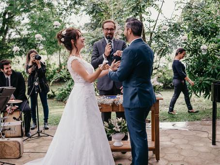 Cerimônia AMANDA & REINALDO