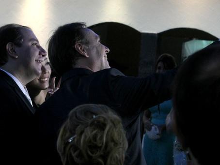 Cerimônia Eun e Gustavo