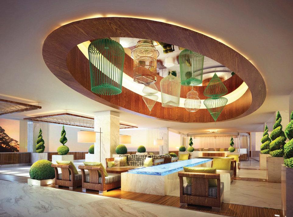 Huangshan Water View Hotel, China