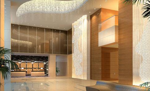 Yinchuan Kempinski Hotel, China