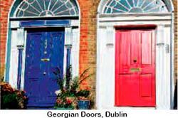 cie georgian doors dublin