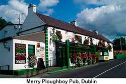 cie ireland mery ploughboy pub