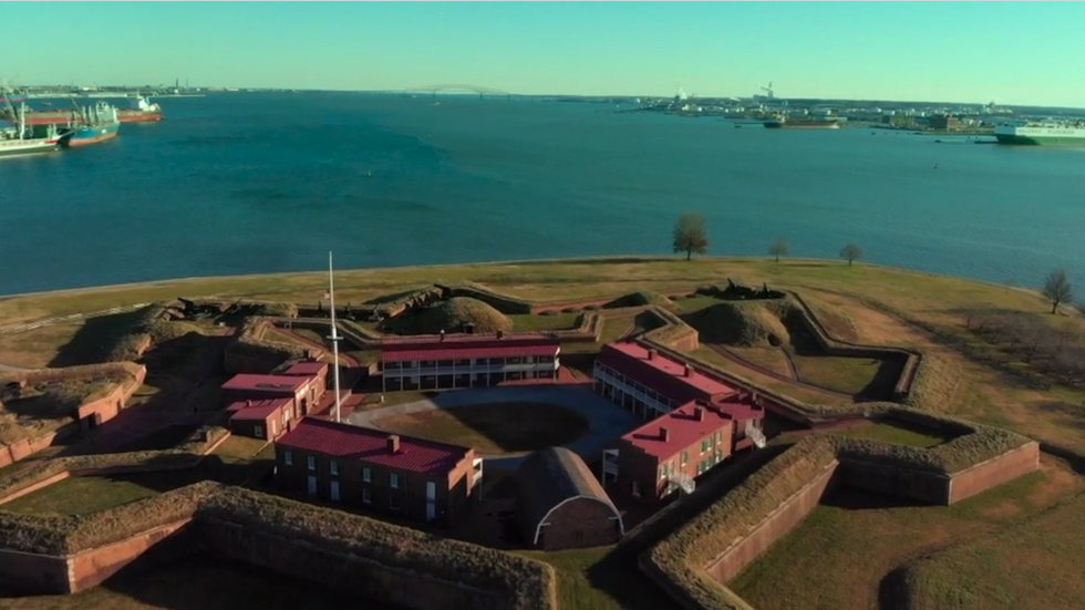 Fort McHenry, Baltimore Architecture Series