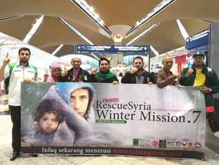 MAPIM Mula Hantar Sukarelawan Ke Syria