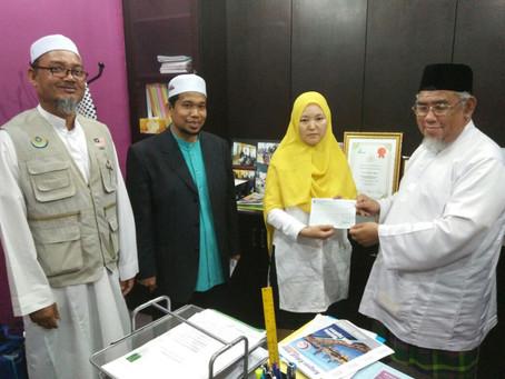 """FoodFlotillaForMyanmar"", NGO China Muslim dahului Sumbangan!"