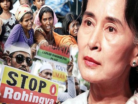 MAPIM Desak Dunia Tekan Myanmar