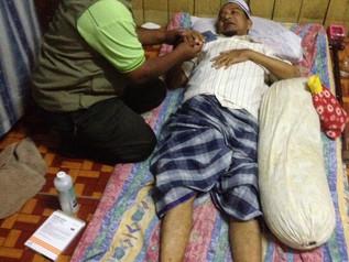 MAPIM Johor Ziarah Presiden Majlis Ulama Kini Kritikal