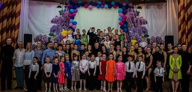 Танцевально - спортивный клуб РАДУГА Сез