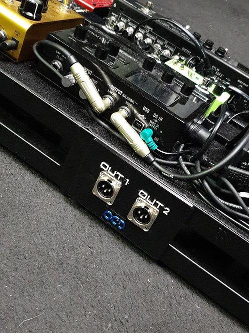 OCD HX Stomp/Iridium/... XLR Kit