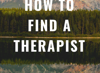 5 Places to Find a Therapist