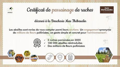 partenaire abeilles parrain ruche apiculteur apiculture apimelis miel logo