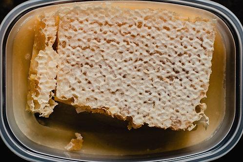 Miel en rayon (250g à 450g) - Précommande