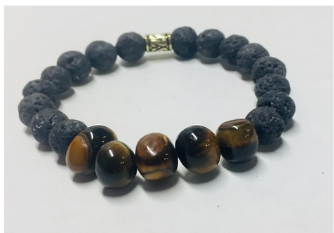 Unity- Essential Oil Bracelet
