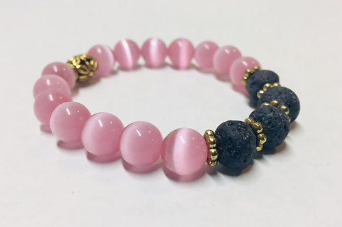 CHIOMA- Essential Oil Bracelet