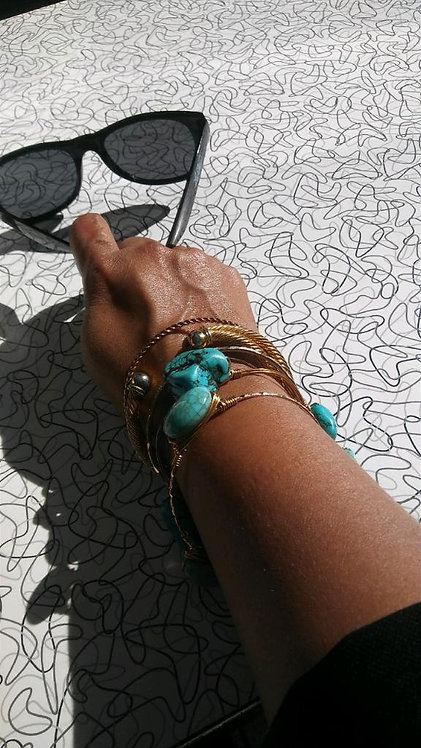 Turquoise/ Rustic Turquoise
