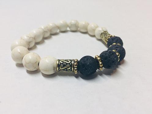 NIA- Essential Oil Bracelet
