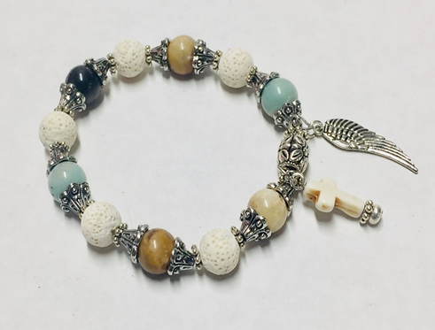 Thekla- Essential Oil Bracelet