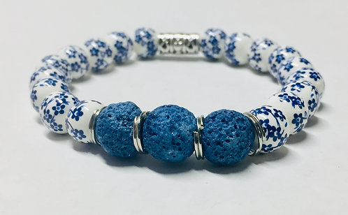 Deline- Essential Oil Bracelet