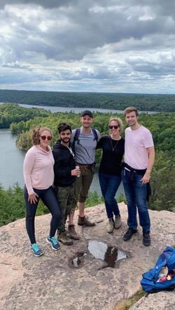 YP Hike, Summer 2019