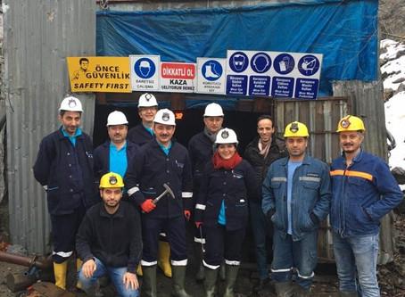 Türkiye Madenciler Derneği İle Taslak Meslek Analizi Çalışmalarımız Tamamlandı