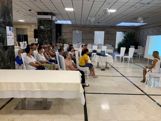 e-Care Training Program Presented During Workshop Held on 23/07/2021