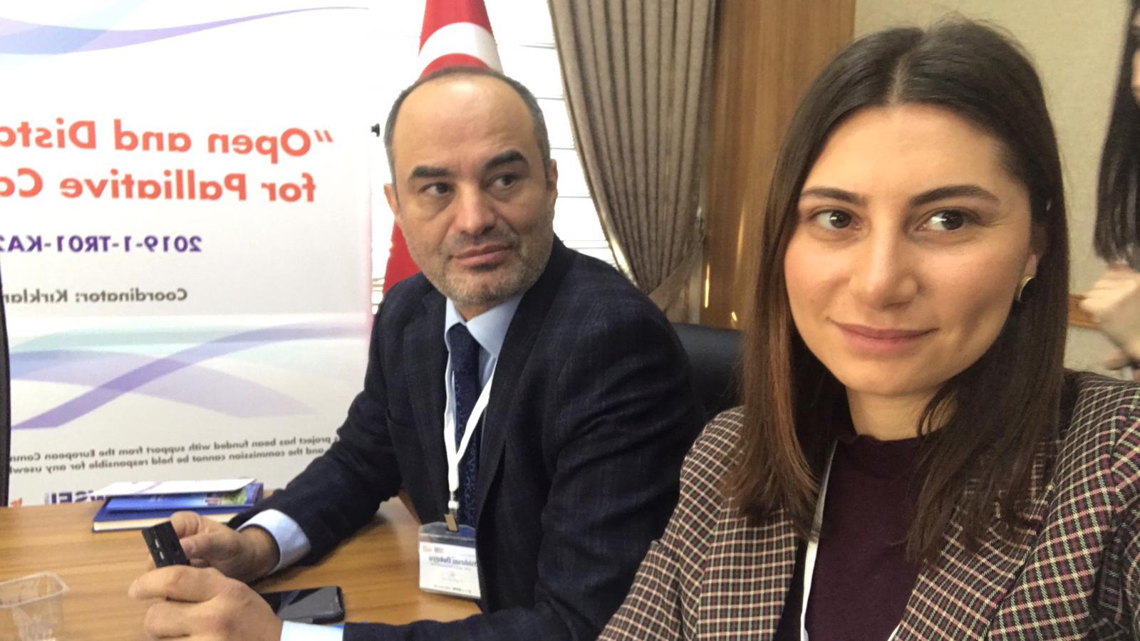 1.st Kick Off Meeting, Turkey