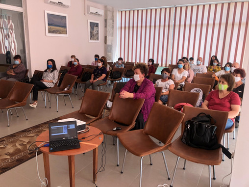 E-Care project presented during workshop on 24 September 2020 in Zlatograd, Bulgaria