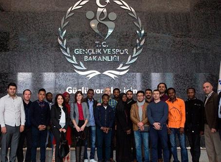 TC Gençlik ve Spor Bakanlıgı Gençlik Liderleri Adaylık Egitimlerimiz Basladı
