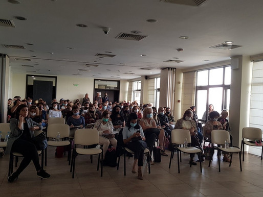 More than 100 E-Care leaflets distributed during conference held on 2nd October 2020